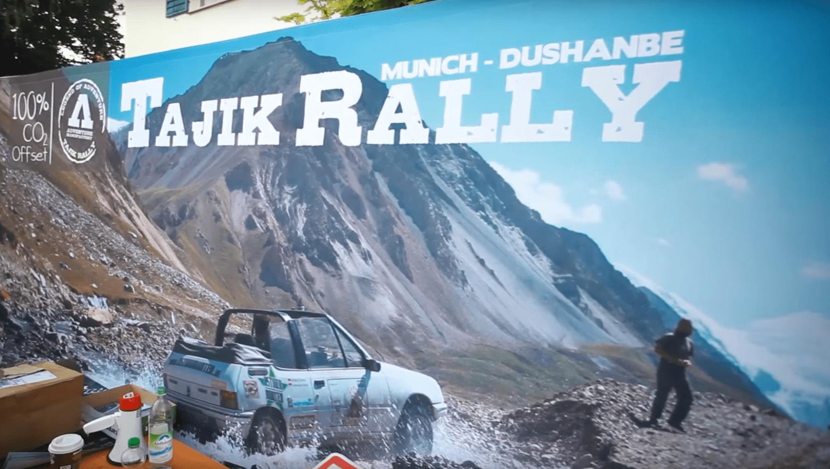 Tajik Rally - Official Trailer